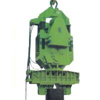 The DZJ series vibratory pile driver with adjustab Manufactures