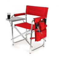 Picnic Time Red Portable Folding Sports/Camping Chair Manufactures