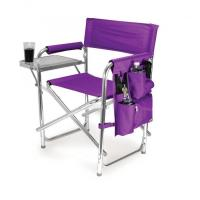 Picnic Time Purple Portable Folding Sports/Camping Chair Manufactures