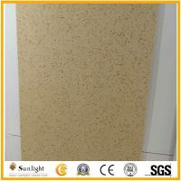 Buy cheap beige/cream arificial marble from wholesalers