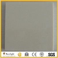Buy cheap pure beige artificial marble from wholesalers