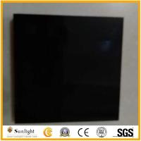 Buy cheap india black artificial marble from wholesalers