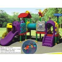 Buy cheap 2017 Latest Design Kids School Outdoor Playground Equipment Plastic School Playground Equipment from wholesalers
