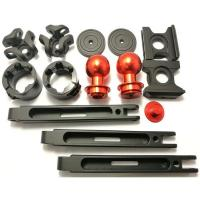 Cnc Machining Aluminum Camera Tripod Parts Manufactures