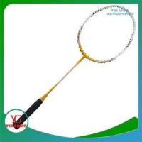 Buy cheap Full Carbon Badminton Racket from wholesalers
