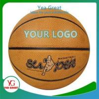 High Quality Micro Fiber Basketball Manufactures