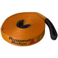 Rugged Ridge Recovery Strap Manufactures