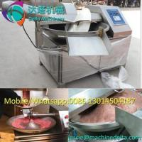 China Commercial SUS meat bowl cutter/meat bowl chopper on sale