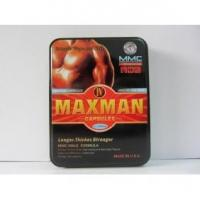 MAXMAN IV Manufactures
