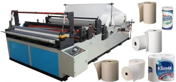 Quality Featured Paper Towel Making Machines For Sale for sale