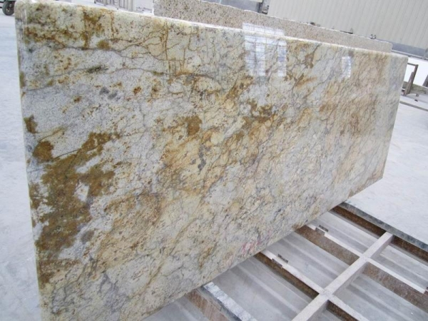 Quality Golden Beach Granite Countertop for sale