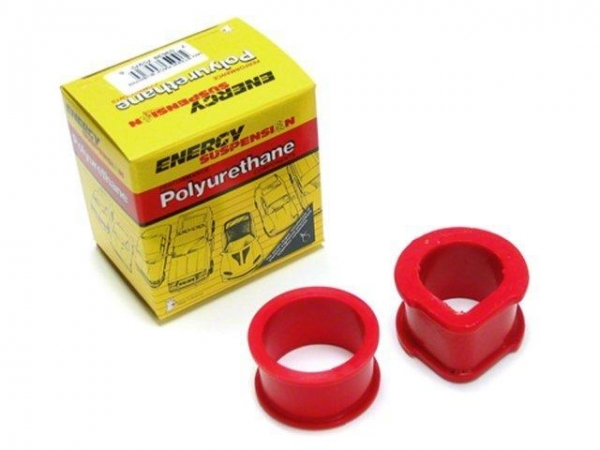 Quality Energy Suspension Polyurethane Steering Rack Bushing RED for sale