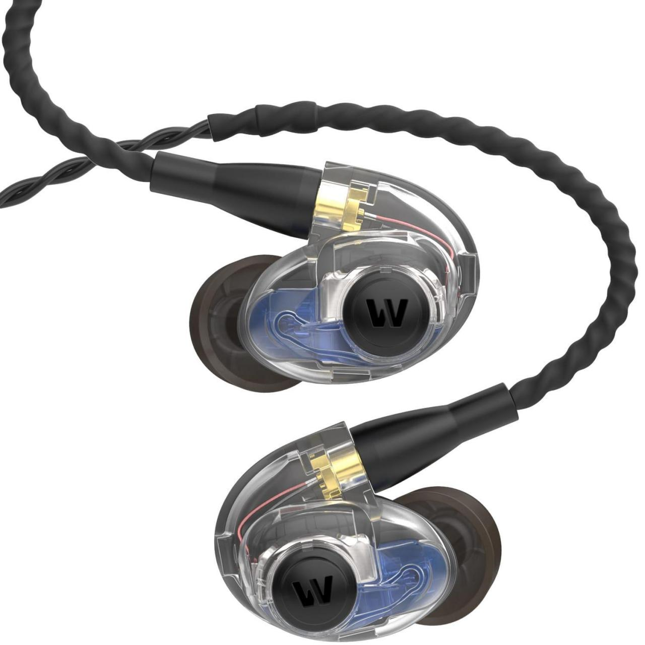 Recording Westone AM Pro 20 Dual-Driver In-Ear Monitors Manufactures