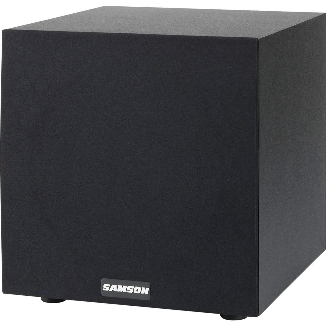 Buy cheap Recording Samson MediaOne 10S Active Studio Subwoofer from wholesalers