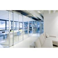 Mover operable glass partitions Manufactures
