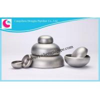 DN15 Through DN1200 Factory-made Seamless Buttwelding Pipe Caps Manufactures