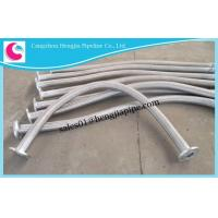 Stainless Steel Corrugated and Braided Flexible Metal Hose Manufactures