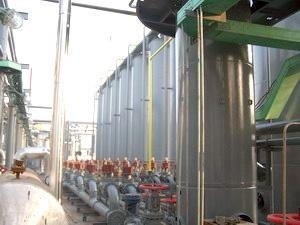 Quality Evian brand :Industry flue gas CO2 recovery plant for sale