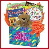Buy cheap Kids Get Well Gift Box of Things to Do from wholesalers