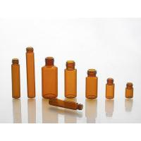 Buy cheap Tubular Glass Vial With Threaded Neck from wholesalers