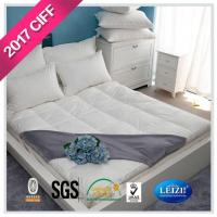 China Sweet Home Dreams Thick Hypoallergenic Down Alternative Bed Mattress Topper Queen on sale