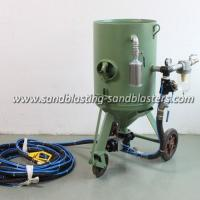 Buy cheap FB-M08 Dustless Sand Blaster with Vacuum System from wholesalers