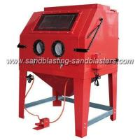 Buy cheap FB-C06 Sandblasting Cabinet for Industrial Usage 420L from wholesalers