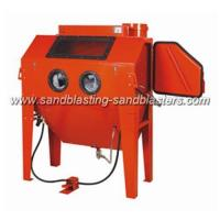 Buy cheap FB-C05 Blast Cabinet 350L from wholesalers