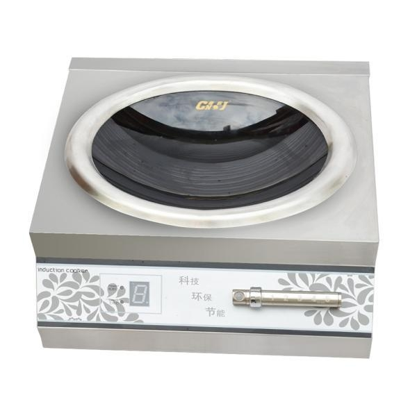 China Factory manufacturing commercial induction hob , embedded commercial induction c