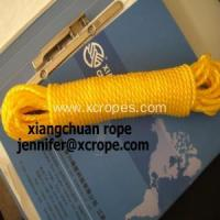Buy cheap PP Danline Rope Colored 12mm Mooring Rope from wholesalers