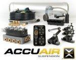 AccuAir Air Ride Suspension Management Stage 1 AA AMP1 TPAD Manufactures