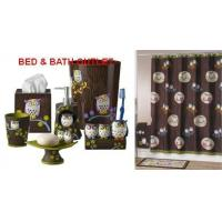 Awesome Owls Bath Ensemble by Challis and Roos from Allure Home Creati Manufactures