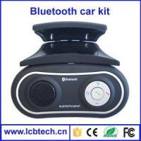 Car stereo with bluetooth phone kit parrot ck3000 evolution bluetooth