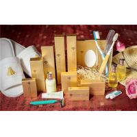 Quality Popular Hotel Amenities Manufacturer with 3 & 4 & 5 Star Hotel Amenities for sale
