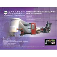 PS / PE Foamed Sheet Extrusion Machine Manufactures