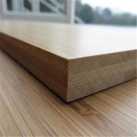 Cross Horizontal -horizontal Bamboo Panels for Countertops Kitchen Furnitures Manufactures