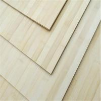 China Natural Bamboo Panel For Skateboard And Blinds Of Curtains on sale