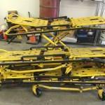 China Ambulance Medical Equipment for Sale Including Stryker and Ferno Stretchers on sale