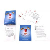 China Drink Game playing cards wholesale