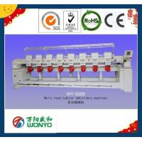 Monogram 8 Head High Speed Fonts Embroidery Machine Manufactures