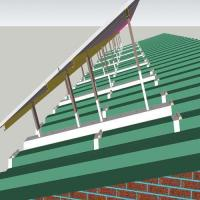 Component & Power Lightweight solar roof mounting device Manufactures