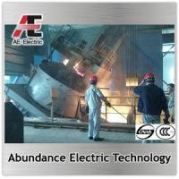 Buy cheap Cell & Module 5-100ton electric arc furnace from wholesalers