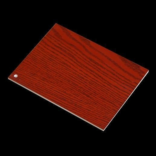 Quality Wooden Design Laminated PVC Foam Sheet For Furniture for sale