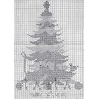 Handmade Holiday gifts: black cats & new year embroidered pictures Manufactures