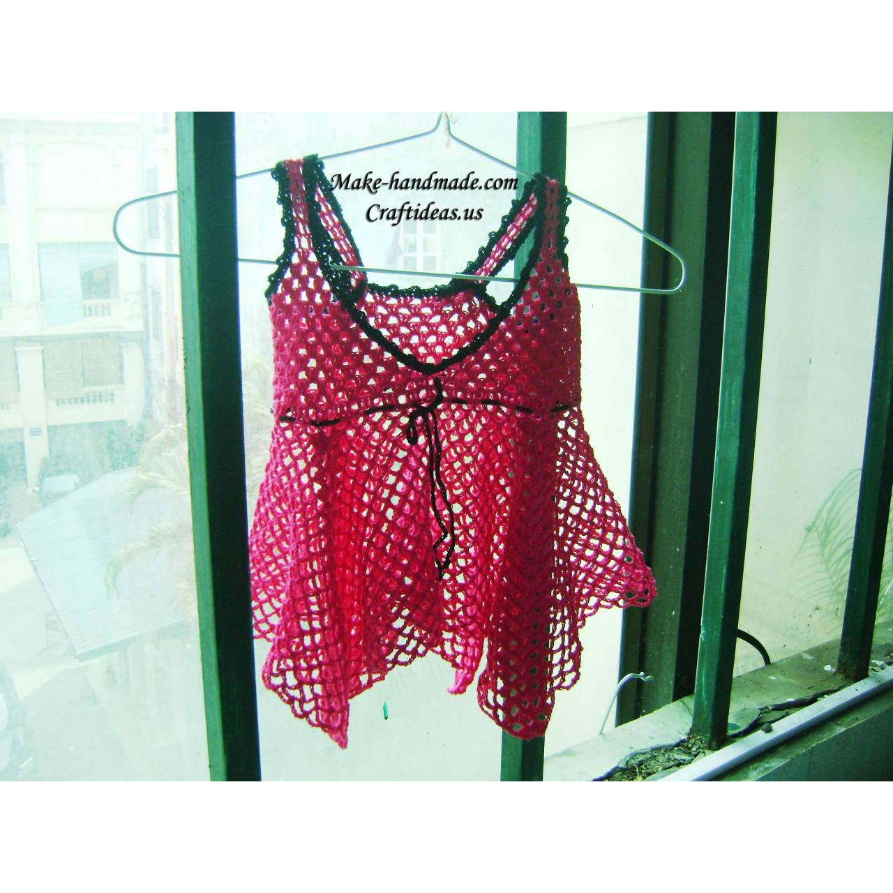 Buy cheap Handmade Crochet charming summer baby top from wholesalers