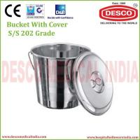 China Kidney Tray With Cover S/S 202 Grade Kidney Tray Bucket With Cover S/S 202 Grade on sale