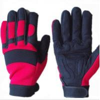 Synthetic Leather Mechanic Safety Gloves Manufactures