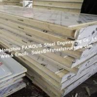 Buy cheap Fireproof Cold Room Panel And Insulated PU Sandwich Panels For Cold Storage To Keep Fresh from wholesalers