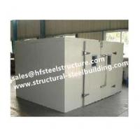 China Modular cold storage and blast freezer cold room panel for fruits , cold store panels on sale