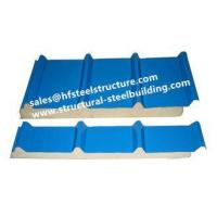 Buy cheap Sandwich Pu Polyurethane Insulated Cold Room Panel Width 950mm / Cold Storage Panels from wholesalers